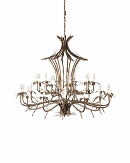 67006 Frederick Cooper Bamboo Galore Chandelier