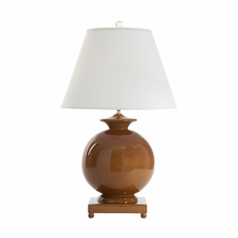 68275 Chelsea House 23-0744D Opus Ceramic Lamp