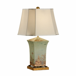 68491 Chelsea House Madison Tole Lamp