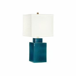 68702 Chelsea House Kowloon Square Blue Lamp