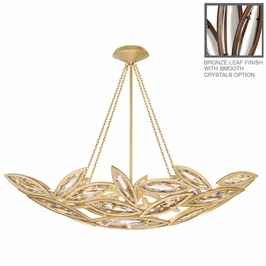 849640-31ST Fine Art Lamps Marquise 12 inch 7 Light Pendant