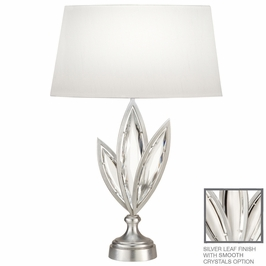 849810-11ST Fine Art Lamps Marquise 32 inch 3 Way 30-70-100W 1 Lt Table Lamp