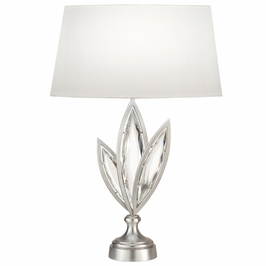 849810-12ST Fine Art Lamps Marquise 32 inch 3 Way 30-70-100W 1 Lt Table Lamp