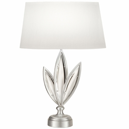 850010-11ST Fine Art Lamps Marquise 26 inch 3 Way 30-70-100W 1 Lt Table Lamp