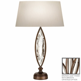850210-31ST Fine Art Lamps Marquise 29 inch 3 Way 30-70-100W 1 Lt Table Lamp