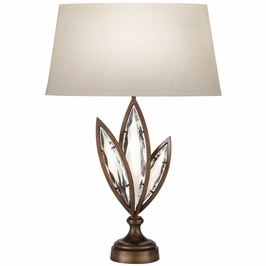 854410-32ST Fine Art Lamps Marquise 32 inch 3 Way 30-70-100W 1 Lt Table Lamp