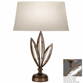 854610-32ST Fine Art Lamps Marquise 26 inch 3 Way 30-70-100W 1 Lt Table Lamp