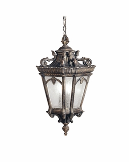 9855LD Kichler Fixtures Traditional Londonderry Outdoor Pendant 3Lt