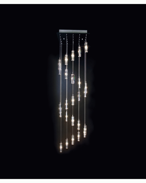 A900026 25 T Trend Quot Icarus Falling Quot Chandelier With