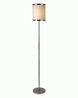 BF4827 Trend Lux Ii Floor Lamp with Polished Chrome (DISCONTINUED PRODUCT)
