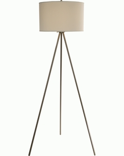 BF5538 Trend Threads Floor Lamp with Brushed Nickel (DISCONTINUED PRODUCT)