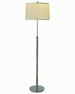"BF7153 Trend ""Cirrus"" Floor Lamp with Metallic Silver/Chrome (DISCONTINUED PRODUCT)"