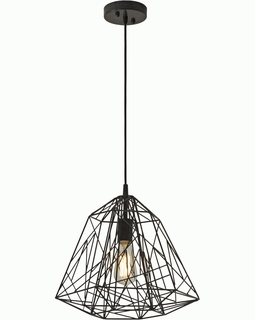 BP5677 Trend Frenzy Pendant with Antique Black Finish (DISCONTINUED PRODUCT)