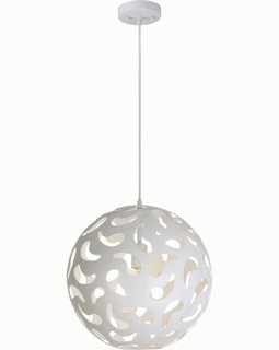 BP5915 Trend Soiree Pendant  with  Alpine White (DISCONTINUED PRODUCT)