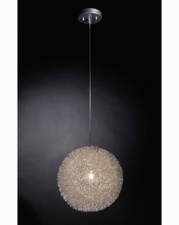 "BP6009 Trend ""Luminary"" Large Pendant with Silver (DISCONTINUED PRODUCT)"