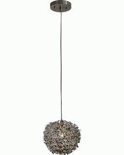 BP6038 Trend Snow Single Pendant  with Brushed Nickel (DISCONTINUED PRODUCT)