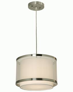 BP8948 Trend Lux Medium Pendant with Brushed Nickel Finish (DISCONTINUED PRODUCT)