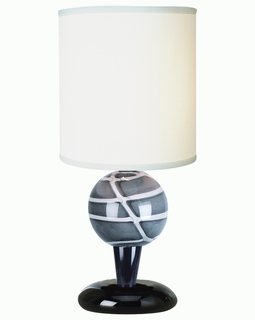 "BT1201 Trend ""Mystic"" Accent Lamp with Ebony Lacquer (DISCONTINUED PRODUCT)"