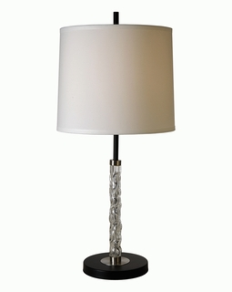 BT2700 Trend Allegro Table Lamp with Matte Black (DISCONTINUED PRODUCT)
