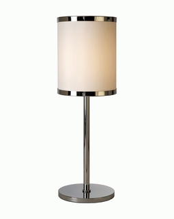 BT4822 Trend Lux Ii Table Lamp with Polished Chrome (DISCONTINUED PRODUCT)