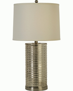 BT6732 Trend Arctica Table Lamp with Brushed Nickel (DISCONTINUED PRODUCT)