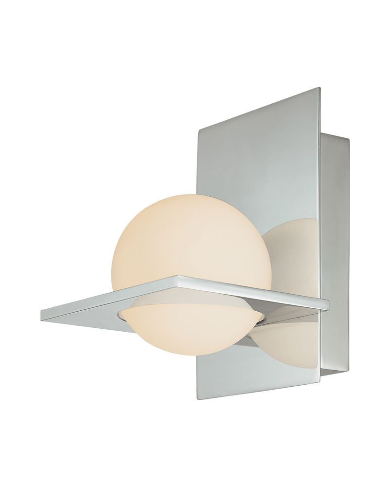 BV9031-10-15 Alico Orbit (1) Light 40 Watt Vanity Light Fixture with ...
