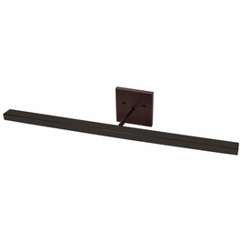 """DHLEDZ26-91 House of Troy Direct Wire Horizon 26"""" LED Picture Light in Oil Rubbed Bronze"""