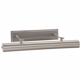 "DOXLEDZ30-SN House of Troy Direct Wire Oxford 30"" Satin Nickel LED Picture Light"