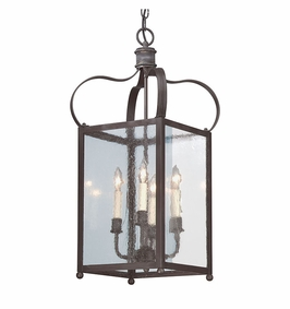 FCD8921 Troy Lighting Bradford Four-Light Pendant