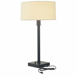 "FR750-OB House of Troy Franklin 27"" Oil Rubbed Bronze Table Lamp"