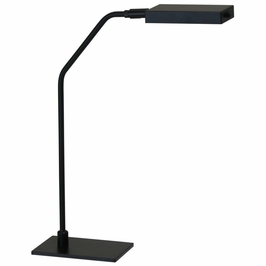 G550-BLK House of Troy Generation LED table lamp in black