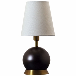 """GEO111 House of Troy Geo 12"""" Ball Mini Accent Lamp"""