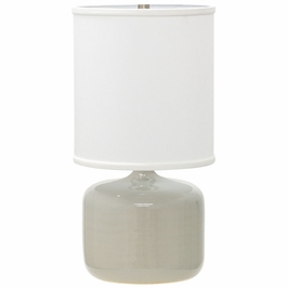 """GS120-GG House of Troy Scatchard 19.5"""" Table Lamp"""