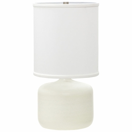 """GS120-WM House of Troy Scatchard 19.5"""" Table Lamp"""