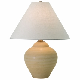 """GS130-OT House of Troy Scatchard 21.5"""" Oatmeal Table Lamp"""