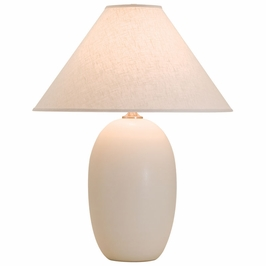 "GS150-WM House of Troy Scatchard 28.5"" Stoneware Table Lamp"