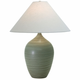 "GS190-GM House of Troy Scatchard 29"" Stoneware Table Lamp"