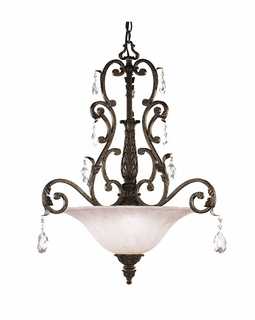 GZ-7-9609-3-49 Savoy House Lighting Versailles Kitchen Pendant Light PD