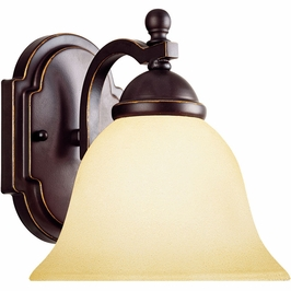 GZ-9-2094-1-25 Savoy House Traditional Saville 1 Light Sconce in Slate