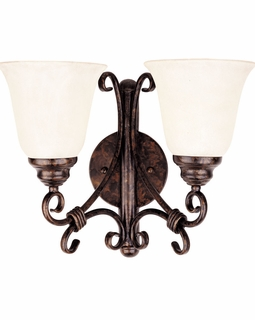GZ-9-2893-2-56 Savoy House Lighting Brandywine 2 Light Wall Sconce