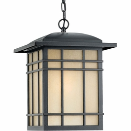 HC1913IB Quoizel Hillcrest Outdoor Fixture 120v A21 Medium Base (1) Light with Imperial Bronze Finish