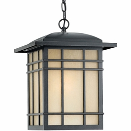 HC1913IBFL Quoizel Hillcrest Outdoor Fixture 120v CFL Self Ballasted (1) Light with Imperial Bronze Finish