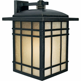 HC8413IB Quoizel Hillcrest Outdoor Fixture 120v A21 Medium Base (1) Light with Imperial Bronze Finish