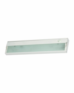 LD017RSF-D Alico ZeeLite (2) Light 2.5 Watt Cabinet Light with White Finish