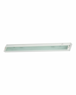 LD048RSF-D Alico ZeeLite (6) Light 2.5 Watt Cabinet Light with White Finish