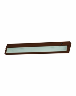 LD326RSF-D Alico ZeeLite (3) Light 2.5 Watt Cabinet Light with Bronze Finish