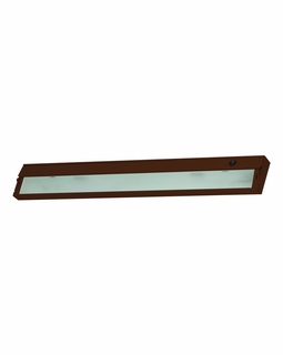 LD335RSF-D Alico ZeeLED Dimmable LED 120V 4 light, 34 1 and 2 inchesBronze finish