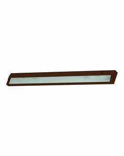LD348RSF-D Alico ZeeLite (6) Light 2.5 Watt Cabinet Light with Bronze Finish