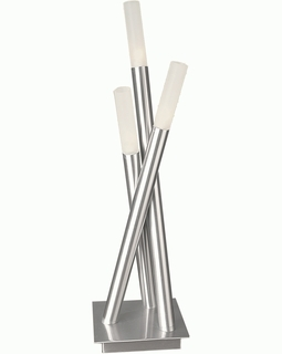 "TA390 Trend ""Cavelleto"" Table Lamp with Brushed Aluminum (DISCONTINUED PRODUCT)"