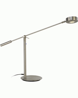 TD2100 Trend Slim Task Led Task Lamp with Brushed Nickel Finish (DISCONTINUED PRODUCT)